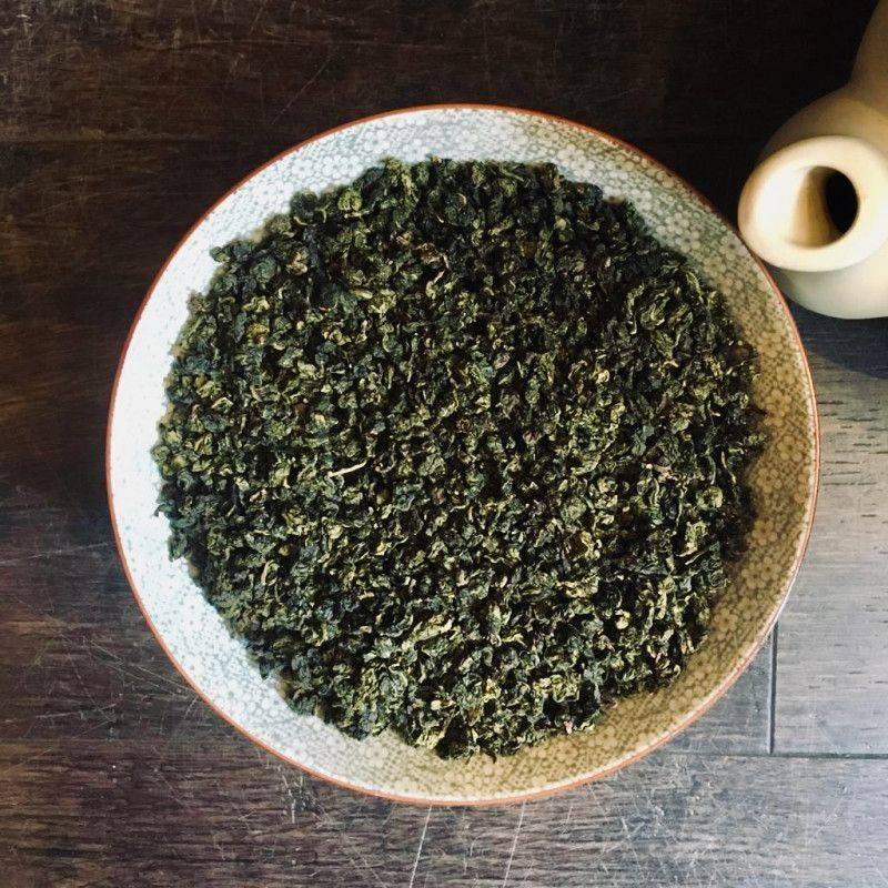 Milky Oolong - Oolong Tea