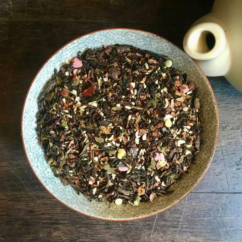 Choco Truffle - Oolong Tea