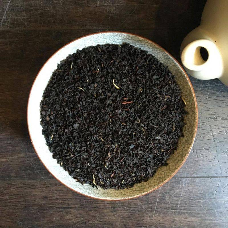 Earl Grey - Organic - Black Tea
