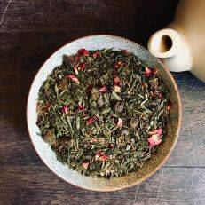 Green Cranberry Tea - Green Tea