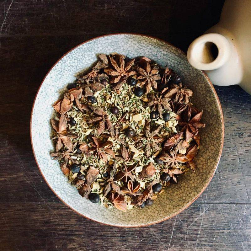 Shooting Star - Herbal Infusions