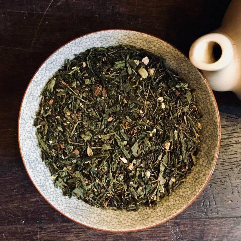 Green Chai - Green Tea