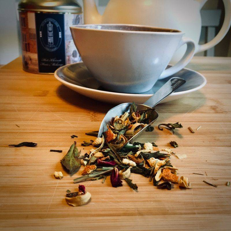 T-Sac 1 cup tea spoon - Tea Preparation