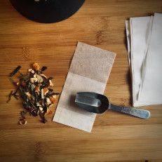 Paper Tea filters - 1 cup - Tea Preparation