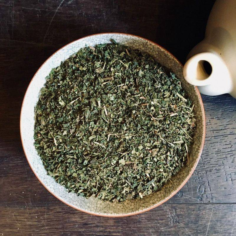 Nettle Tea - Herbal Infusions