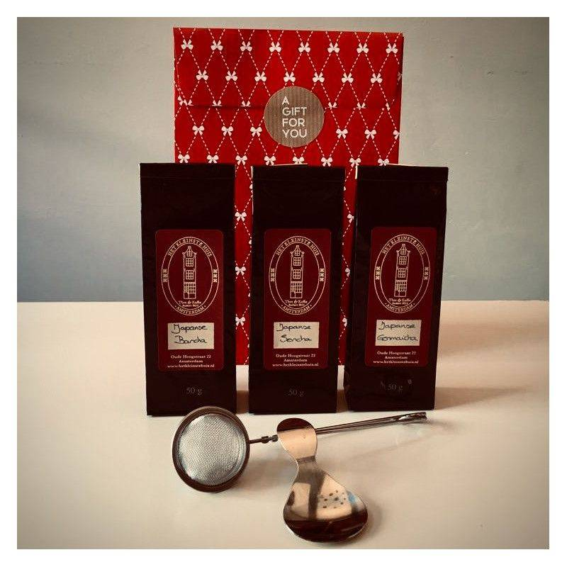Japanese Tea Package - Gift Packages