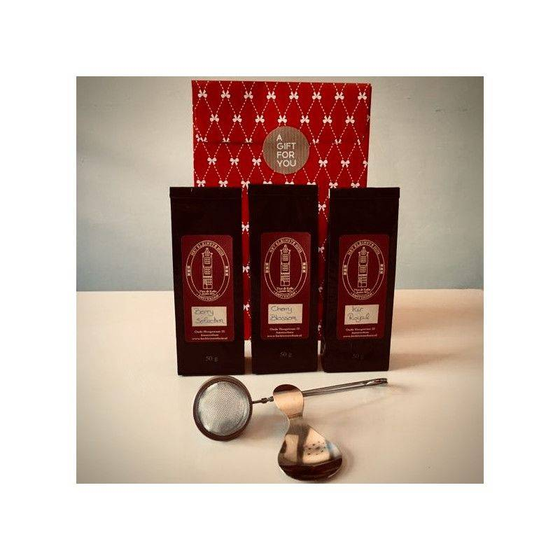 Red Fruit Tea Package - Gift Packages