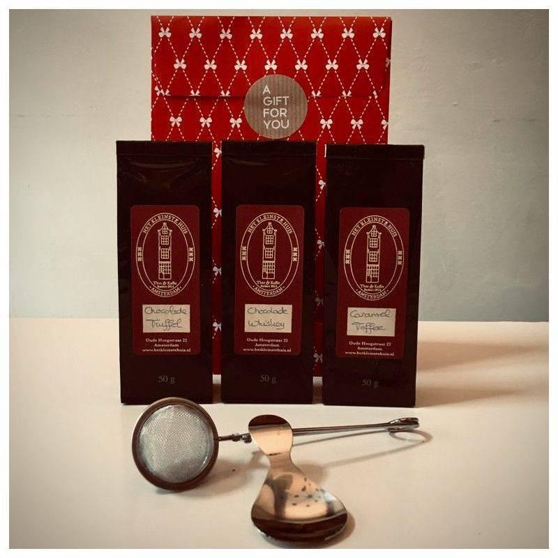 Sweet Chocolate Theepakket - Cadeaupakketten