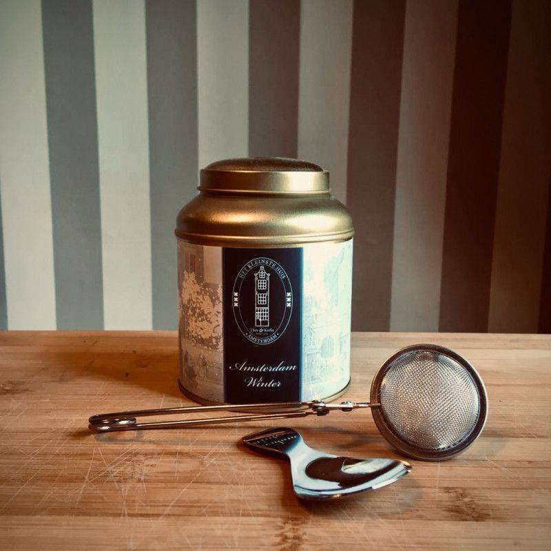 Amsterdam Winter Tea Package - Gift Packages