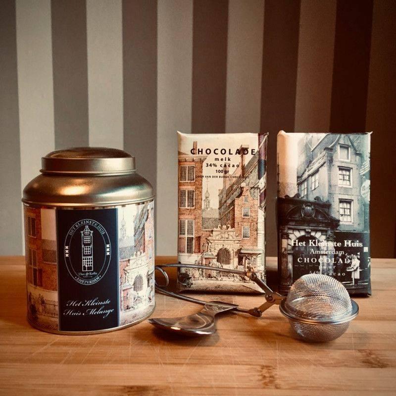 Het Kleinste Huis Theepakket Deluxe - Cadeaupakketten