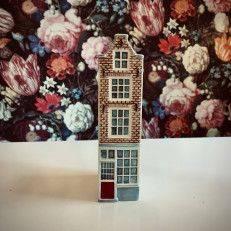 Miniatuur Het Kleinste Huis Polychroom - Miniaturen