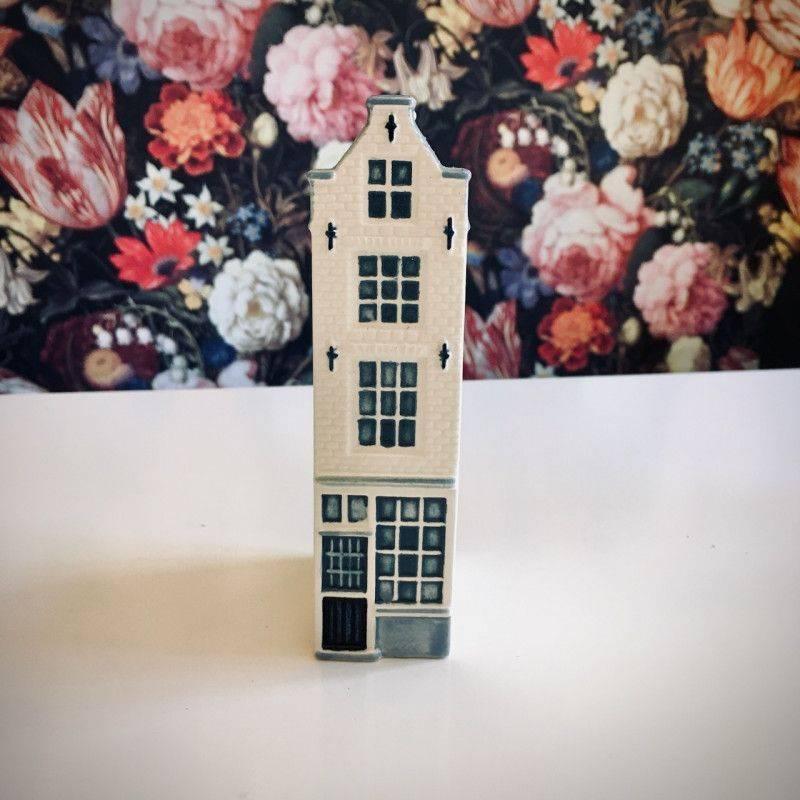 Miniatuur Het Kleinste Huis Delfts Blauw - Miniaturen