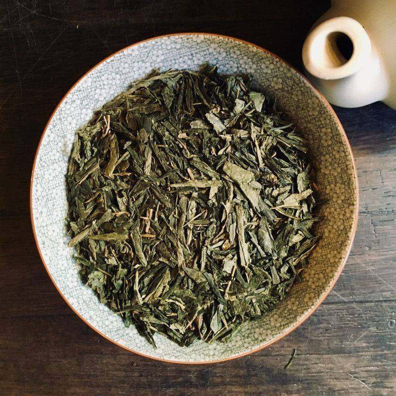 Japanese Bancha - Green Tea