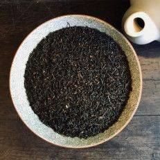 China Black Keemun Congou Exklusiv - Black Tea