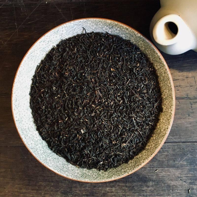 China Black Keemun Congou Exklusiv - Black Tea