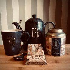 Tea Time Package with Milk Chocolate - Gift Packages