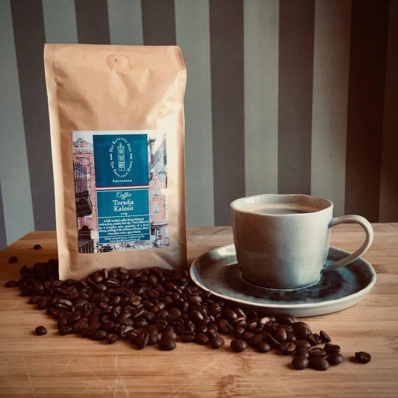 Toradja Kalossi - Coffee
