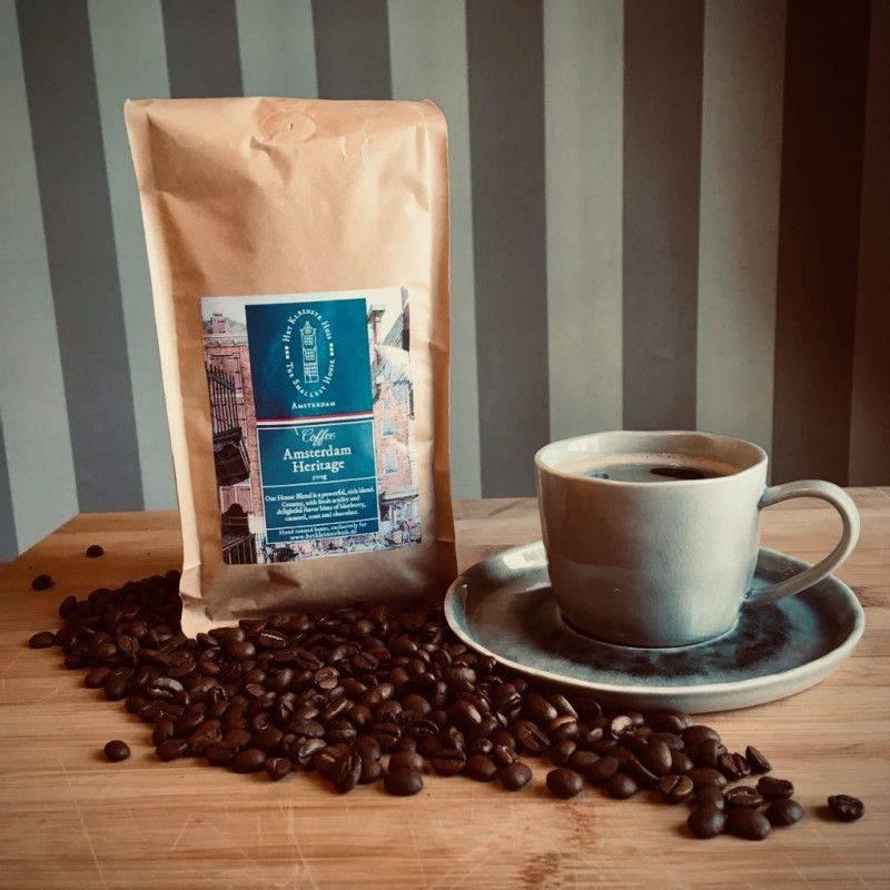 Amsterdam Heritage - Koffie