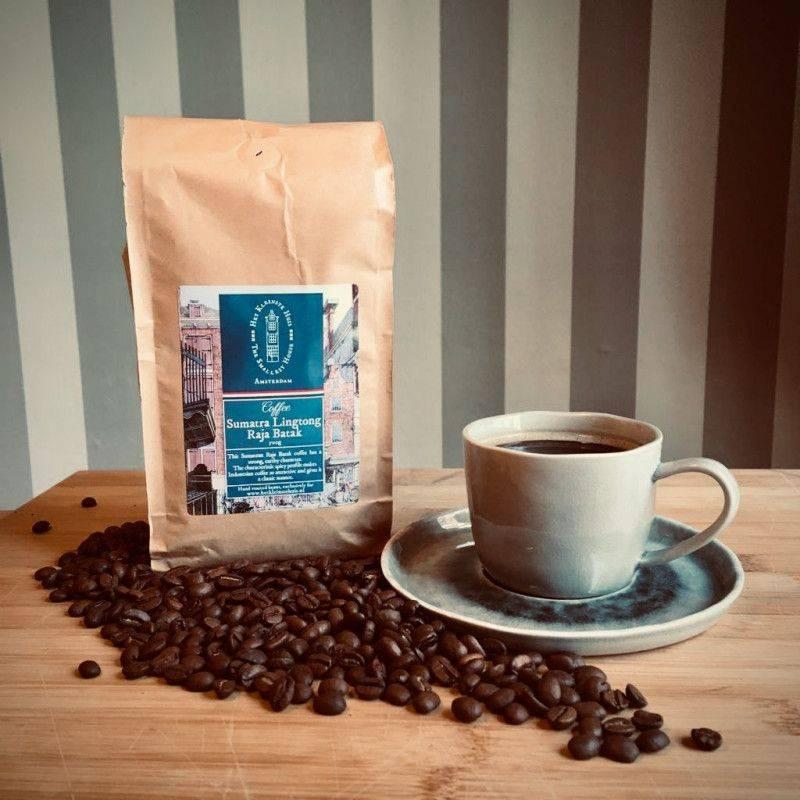 Sumatra Lingtong Raja Batak - Koffie