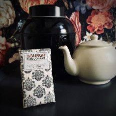 Melkchocolade 34% met hazelnoten - Van der Burgh - Chocolade