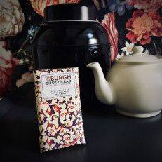 Puur 54% met Cranberries - Van der Burgh - Chocolade