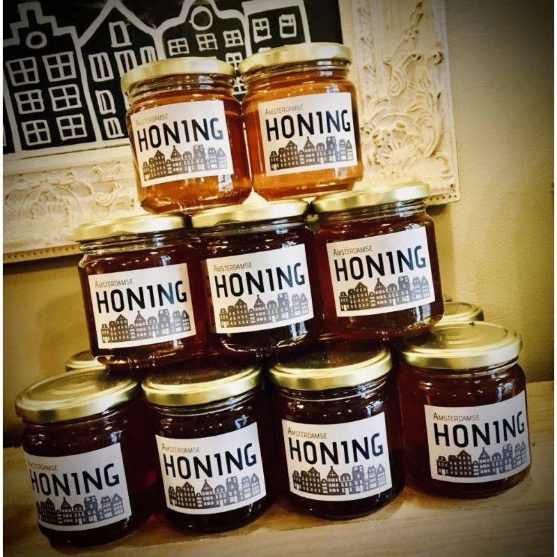 Honey from Amsterdam - Amsterdam Honey