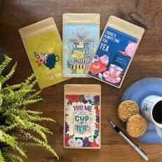 Tea Postcard - Always Time - T-mail