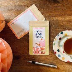 Theekaart - It's Tea Time! - T-mail
