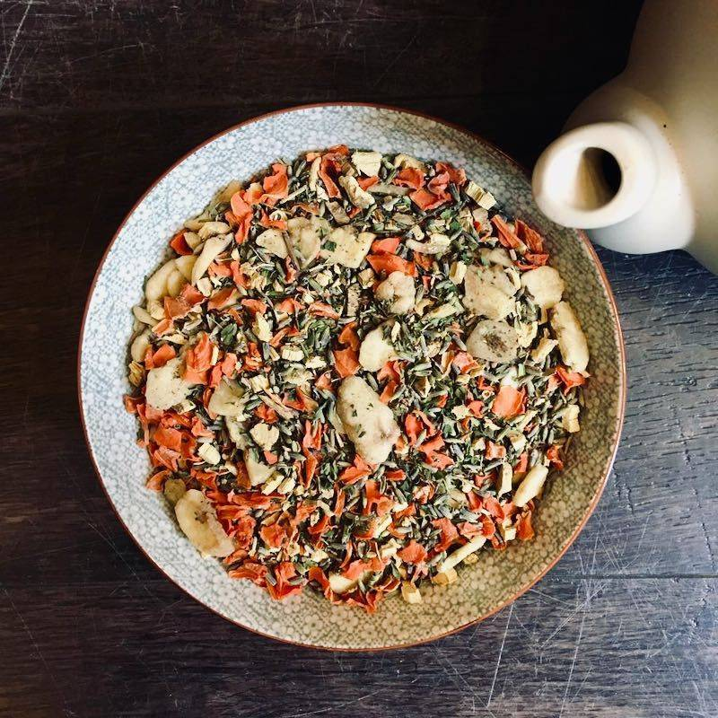 Cloister Garden Herbal Tea - Herbal Infusions