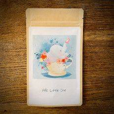 Tea Postcard - Hello little one (elephant) - T-mail