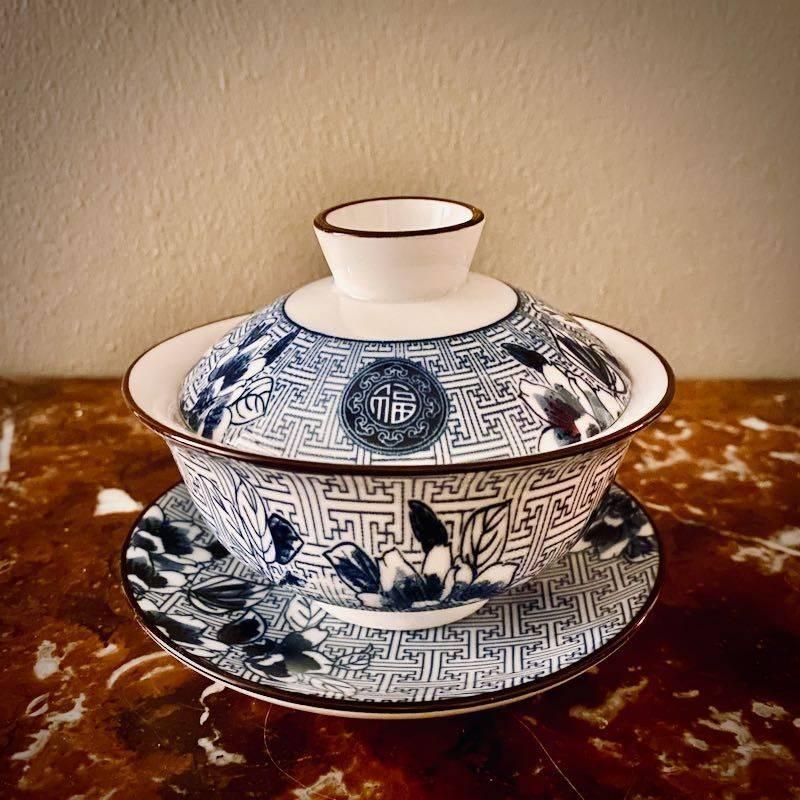 Gaiwan Tea Set - Teaware