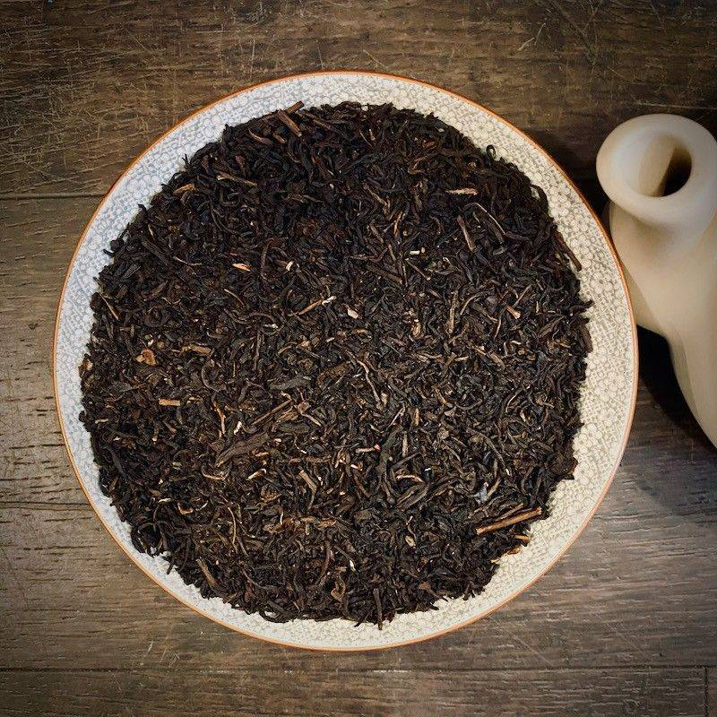 Decaffeinated Earl Grey (Ceylon) - Black Tea