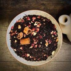 Tea Tin Winter in Amsterdam - Black Tea