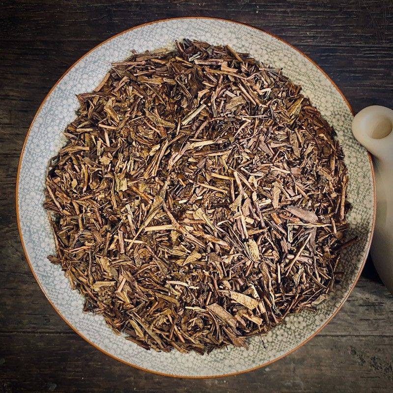 Japanese Houjicha Sumire - Organic - Green Tea