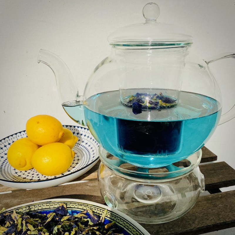 Butterfly Pea Tea - Herbal Infusions