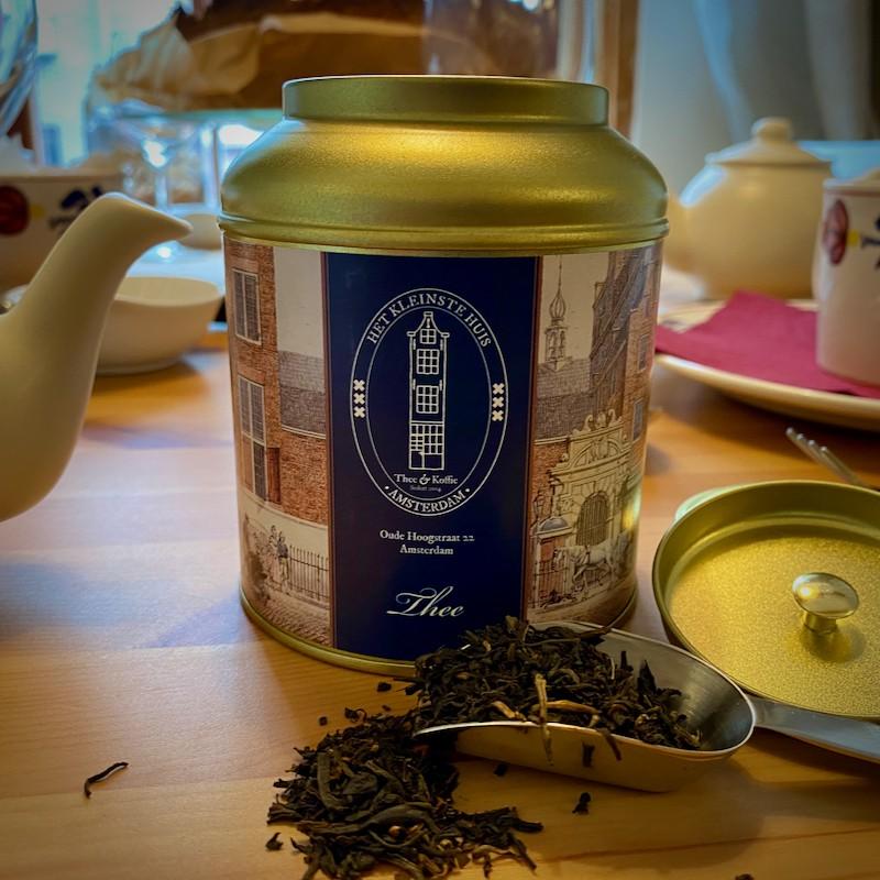 Luxury Tea Caddy - Products