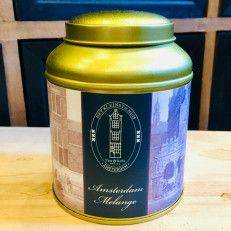Tea Tin Amsterdam Melange - Black Tea