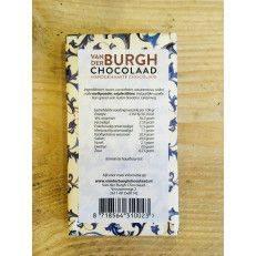 Romige Melkchocolade 34% - Van der Burgh - Chocolade
