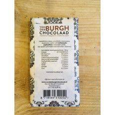 Milk chocolate 34% with hazelnuts - Van der Burgh - Chocolate