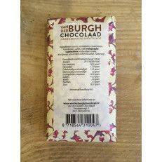 Melkchocolade met hazelnoten en druppels van pure chocolade - Van der Burgh - Chocolade