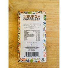 Dark Chocolate 54% with Orange - Van der Burgh - Chocolate