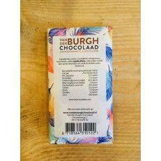 Dark Chocolate 72% with whole hazelnuts - Van der Burgh - Chocolate