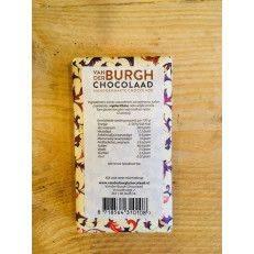 Dark Chocolade 54% with Cranberries - Van der Burgh - Chocolate