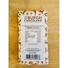 Milk chocolate 34% with Ethiopian coffee - Van der Burgh - Chocolate