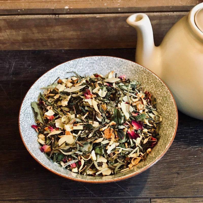 The Smallest House Blend - White Tea