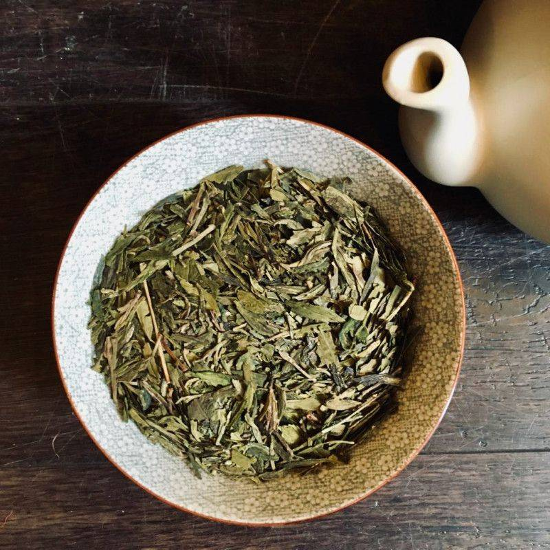 Lung Ching Organic - Green Tea