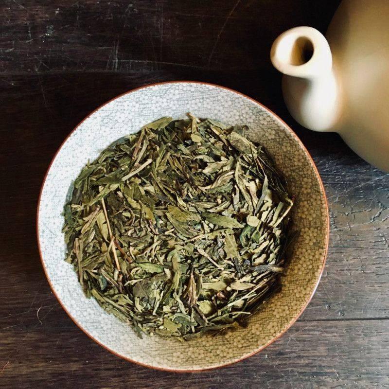 Lung Ching Organic - Green Tea