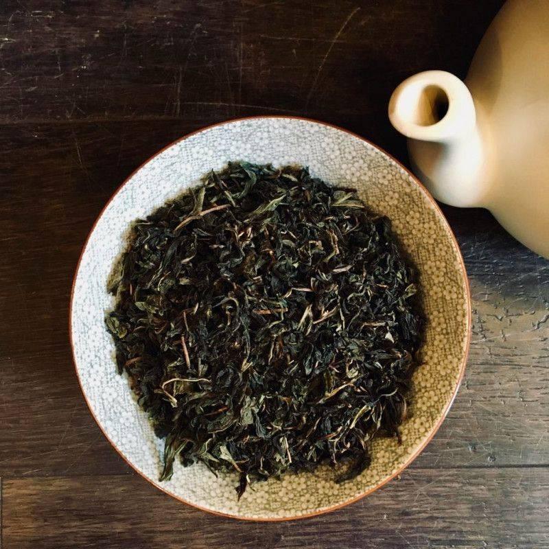 Java Green Halimun Mountain Tea - Organic - Green Tea
