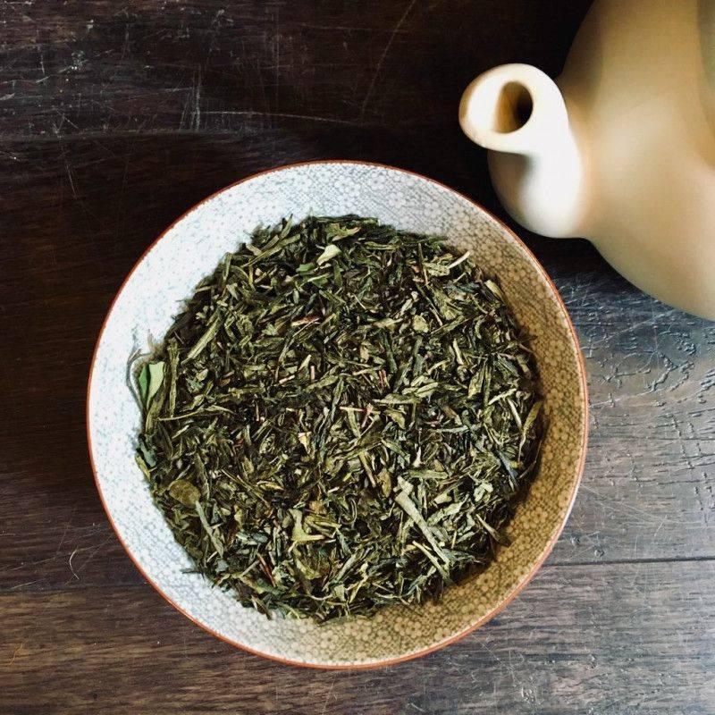 Japanese Cherry Blossom - Green Tea