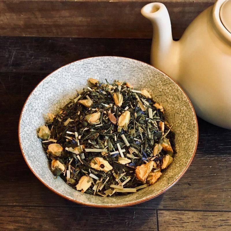 Green Ginkgo - Green Tea